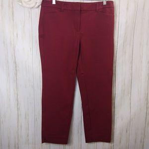 White House Black Market Pants - White House Black Market Slim Ankle Pants Size 8
